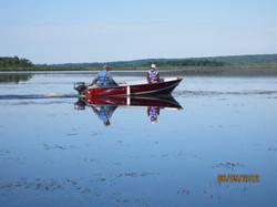 Fishing Sunset Cove Resort