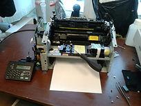 Ремонт принтера HP LJ M1212