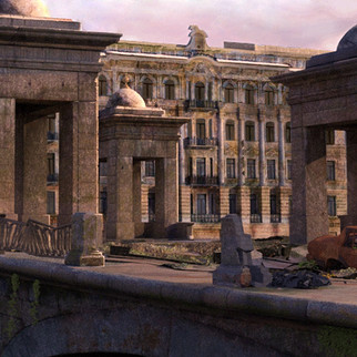 Abandoned Saint Petersburg
