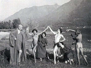 I primi hippy alla ricerca della verità