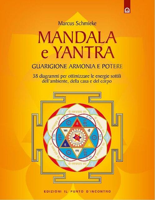 MANDALA E YANTRA. MARCUS SCHMIEKE