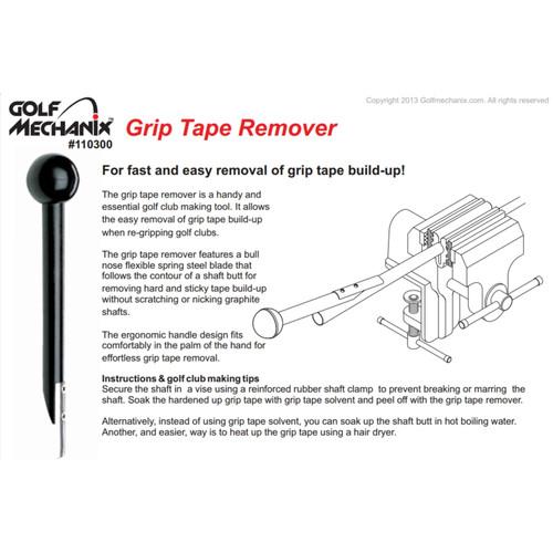 Golf Mechanix Grip Tape Remover