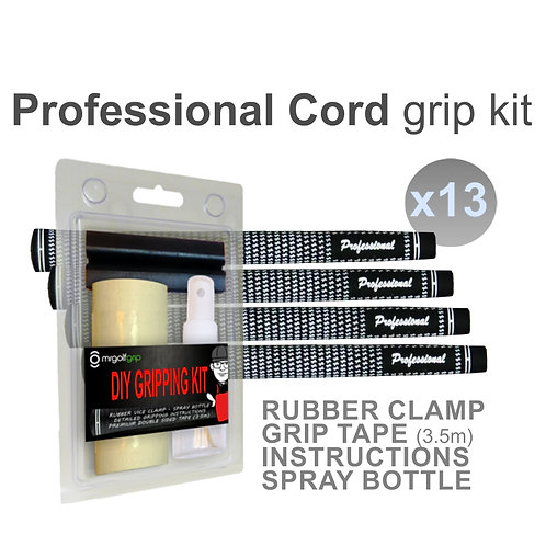 Professional Series Cord (13) PLUS DIY Kit