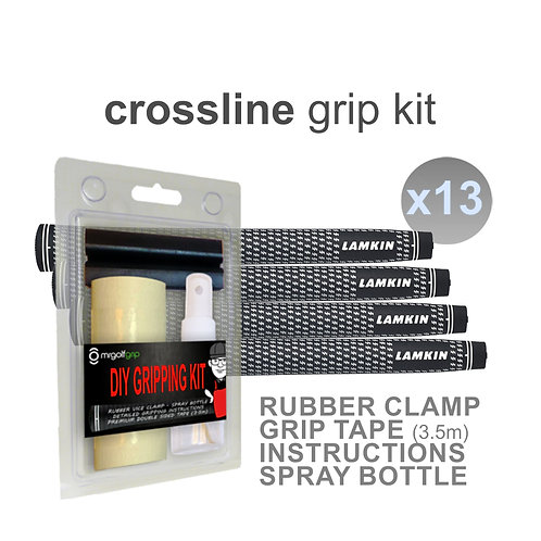 Lamkin Crossline (13) PLUS DIY Kit