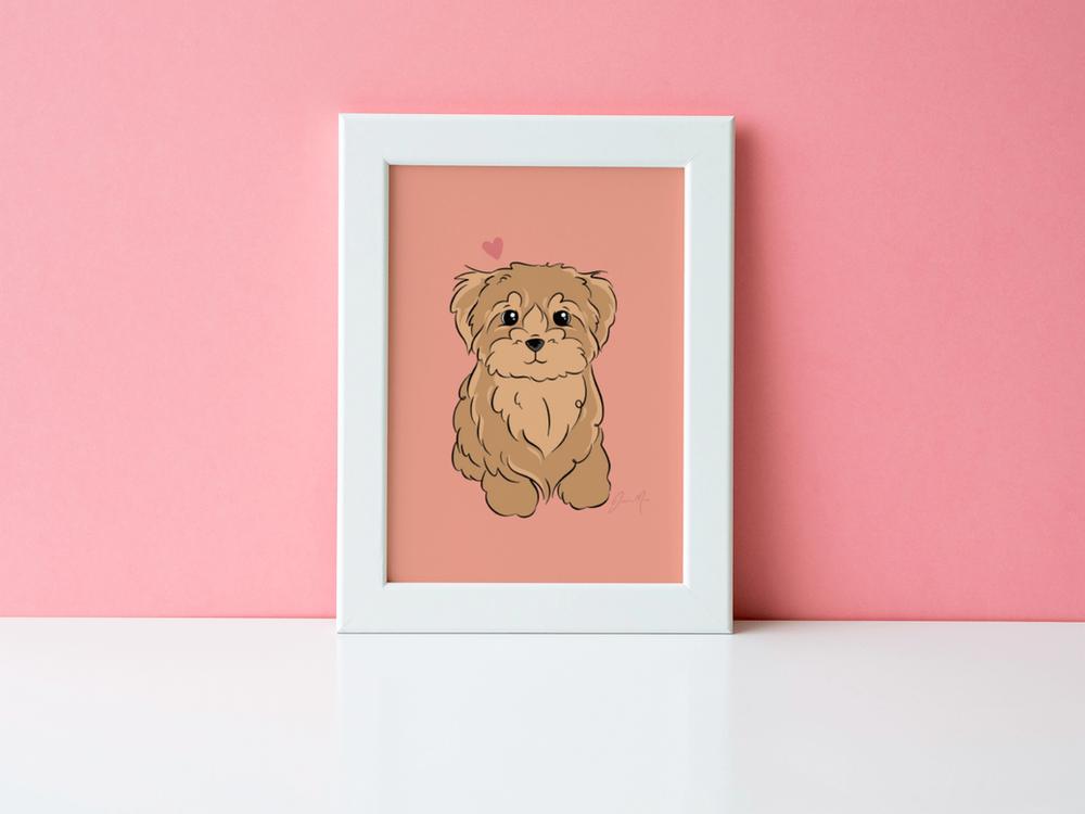 Pop Art Puppy Dogs - Cavoodle.png