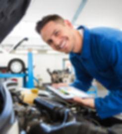 Repair process control, management, clients service, costs reduction - illustartion