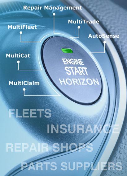 Horizon - Unified Extensive Automotive Workflow Process Management