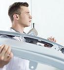 מערכת מסחר בחלפי רכב, ניהול בקשות רכש והזמנה