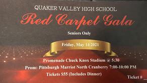 QVHS Senior Prom: A Red Carpet Gala
