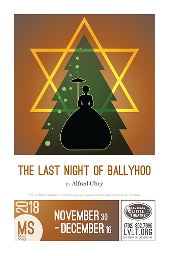 The Last Night of Ballyhoo 3_poster (1).