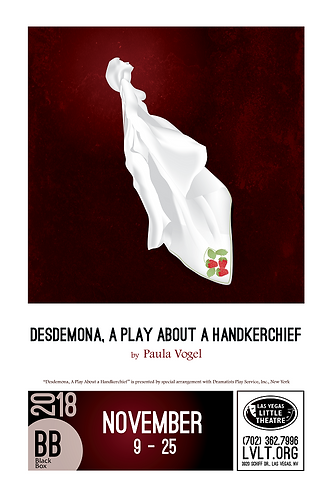 Desdemona, A Play About A Handkerchief_p