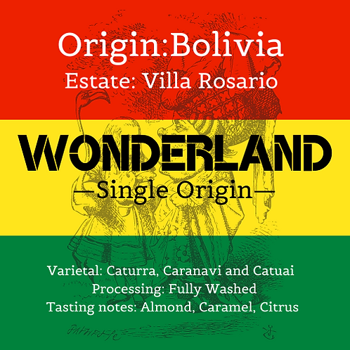 Bolivia Villa Rosario - 200g