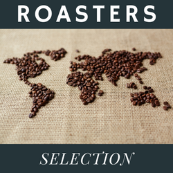 Roasters selection