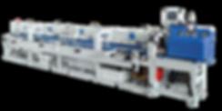 NFJ-600 Efficiency automatic finger joint assembler-two step