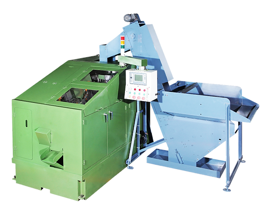 High Speed Automatic Thread Rolling Machine