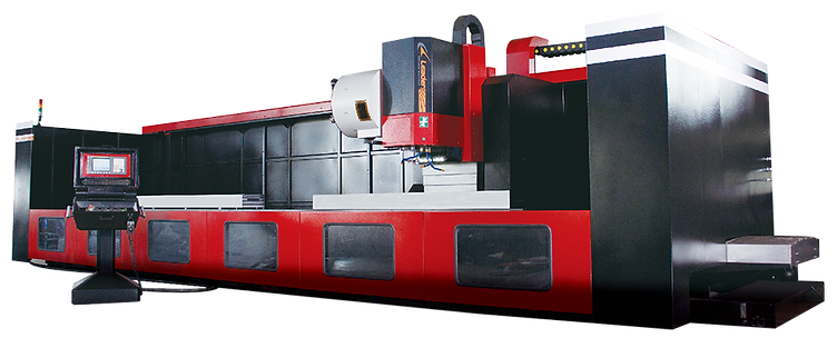 Multi-function Moving Column Machining Center