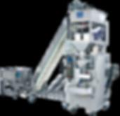 Conveyer Feeding System Vertical Form-Fill-Seal Machine