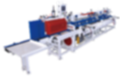 FJ-500A 標準型自動接榫機系統(雙層)