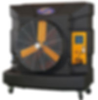 "36"" Evaporative Cooling Fan"