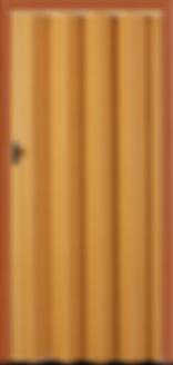 PVC 折叠拉门