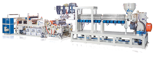 Plastic Sheet Extruder Series