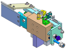 Diagram of Feeder Mechanism