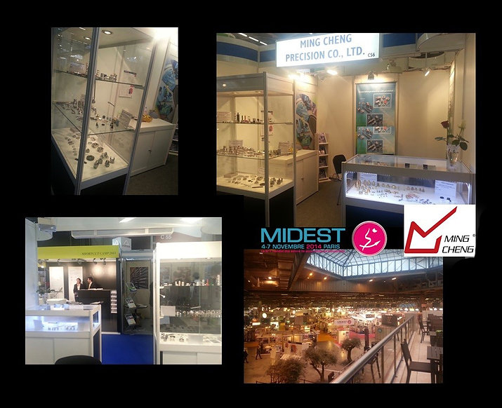 2013 MIDEST the world's leading industrial subcontracting show