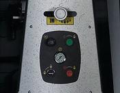 Wide belt sander for calibrating