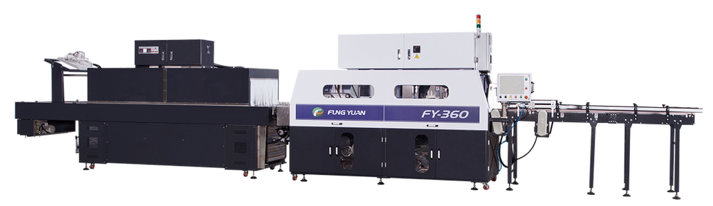FY-360 Series High Speed Overlapping Packaging Machine