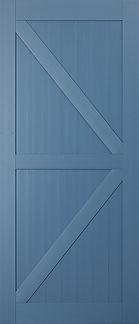 PVC Foam Barn Door