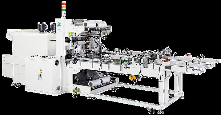 FASP-9020-2A PVC & OPP膠帶集合包裝機