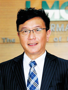 Michael Chang CHAIRMAN OF TAIWAN WOODWORKING MACHINERY ASSOCIATION