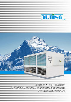 Cooling / Constant Temperature Equipments For Industrial Machinery