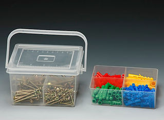 CHIPBOARD SCREW & PLUG ASSORTMENT