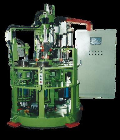 迴轉式自動油壓壓合機