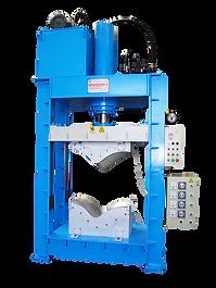 Hydraulic Bentwood Forming Machine