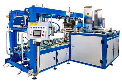 Automatic Wrap Around Case Packer