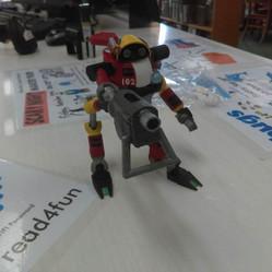 3d Printed Robot by Makana