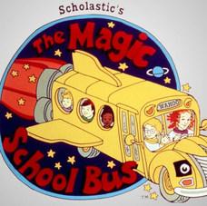 THE MAGIC SCHOOL BUS GAMES