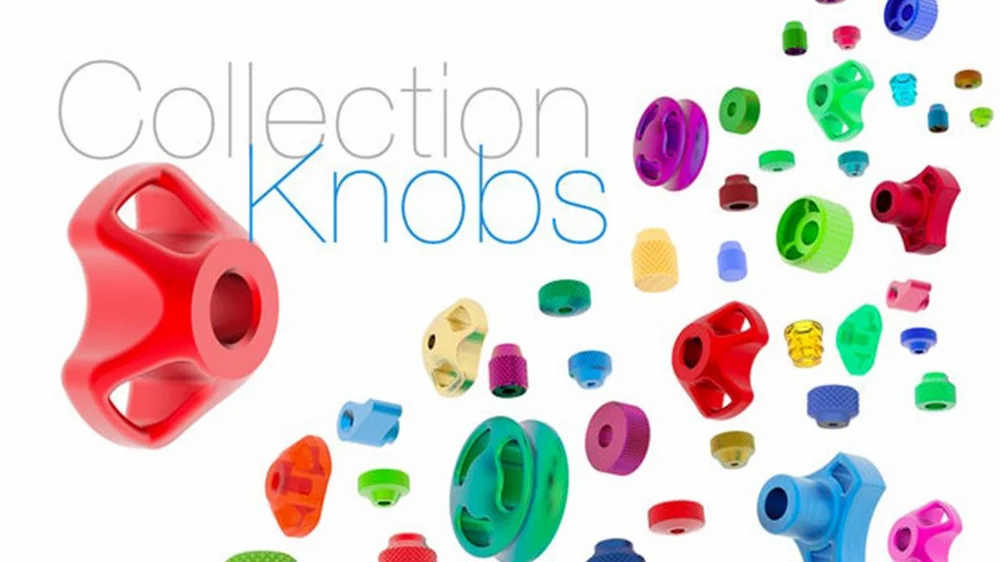 Collection of Knobs