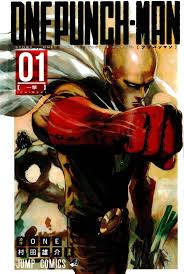 One Punch-Man: 01