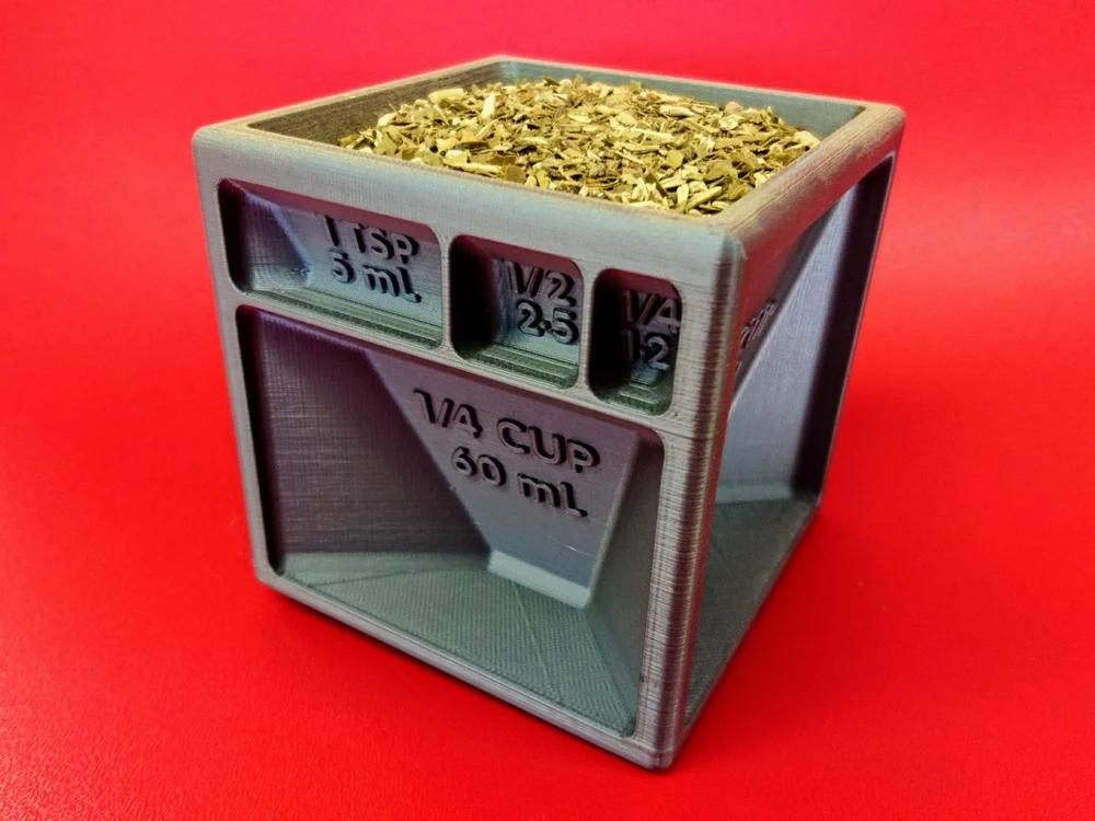Measuring Cube