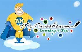 Mr. Nussbaum!