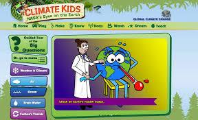 NASA Climate Kids