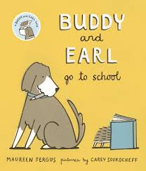 Buddy and Early Go to School