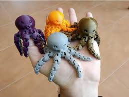 Flexi Octopi