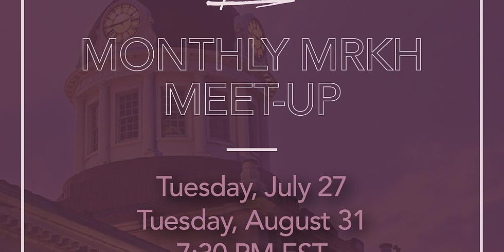 MRKH Monthly Virtual Meet-Up
