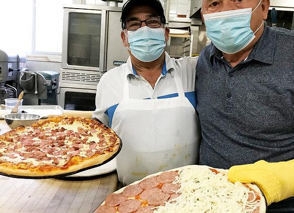 Nonno Mario's Homemade Pizzas