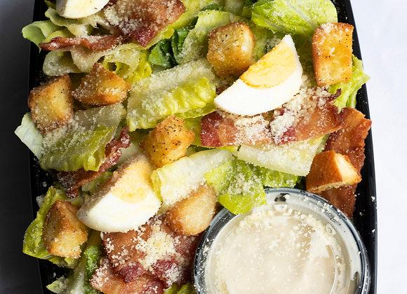 Romaine Caesar Salad (for two)