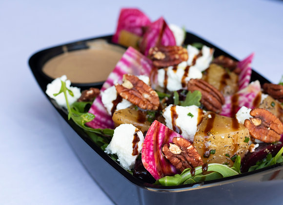 Beet & Goat Cheese Salad (for two)